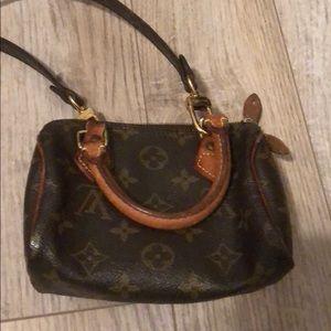 Authentic Louis Vuitton Mini Bag